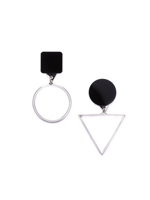 Asymmetrical Earrings