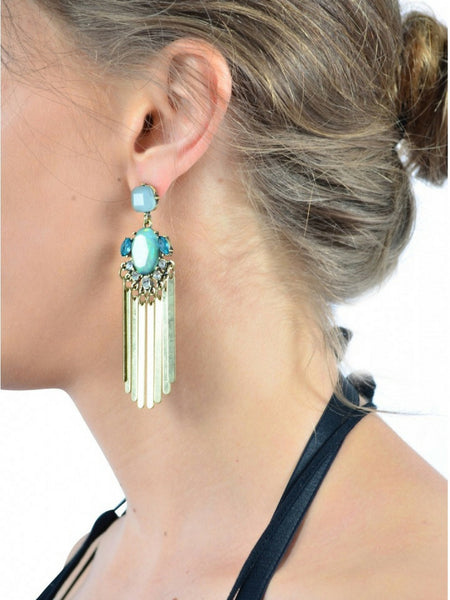 Heaven Drop Earrings