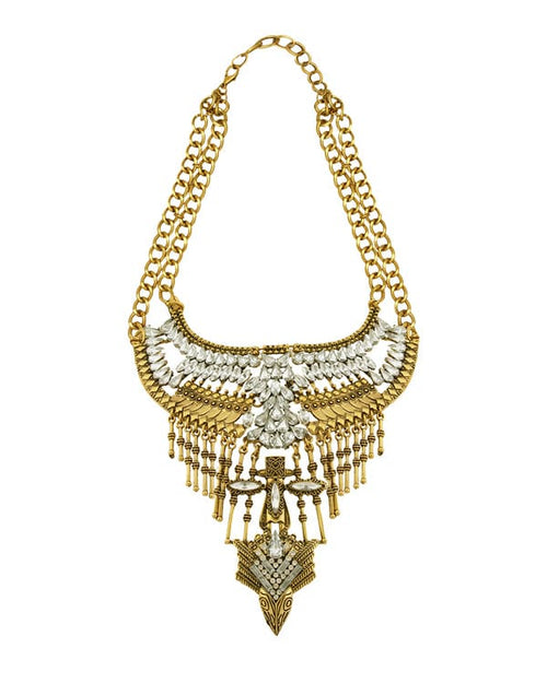 Legend Boho Gold Necklace