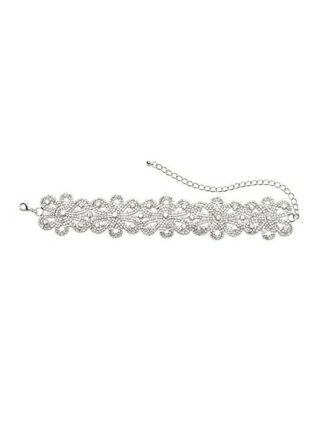 Tiffany Crystal Choker