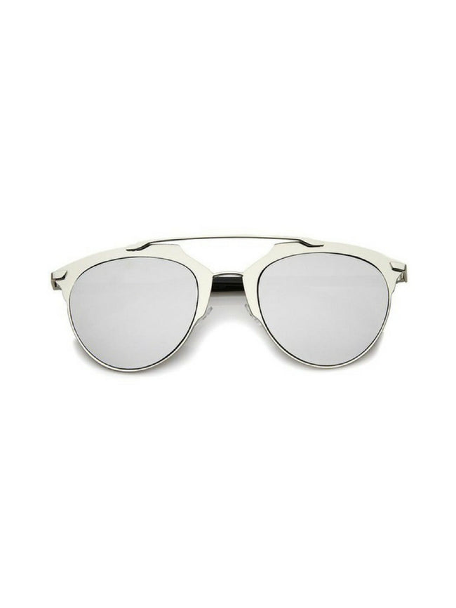 MATRIX RELOADED SILVER SUNGLASSES