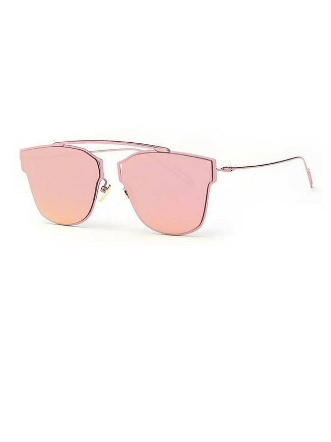 NICOLE ROSE GOLD SUNGLASSES