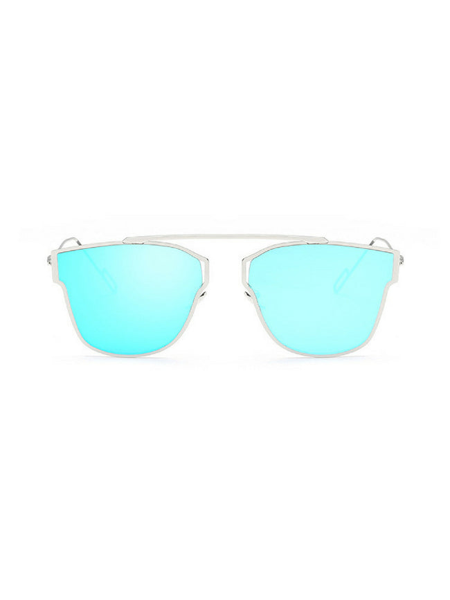 NICOLE BLUE SUNGLASSES