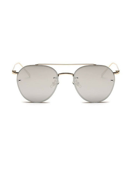 HAVELOCK SILVER SUNGLASSES
