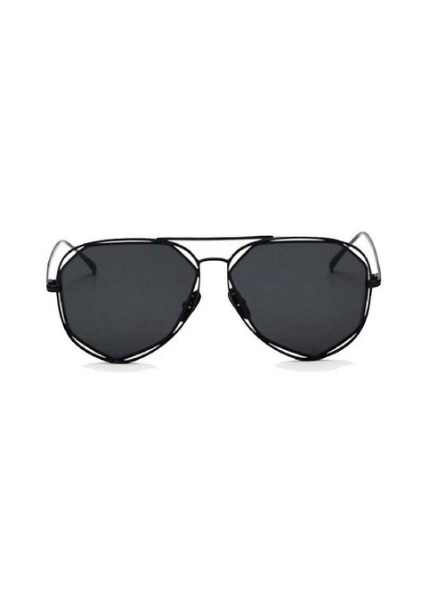 FLORENCE BLACK SUNGLASSES
