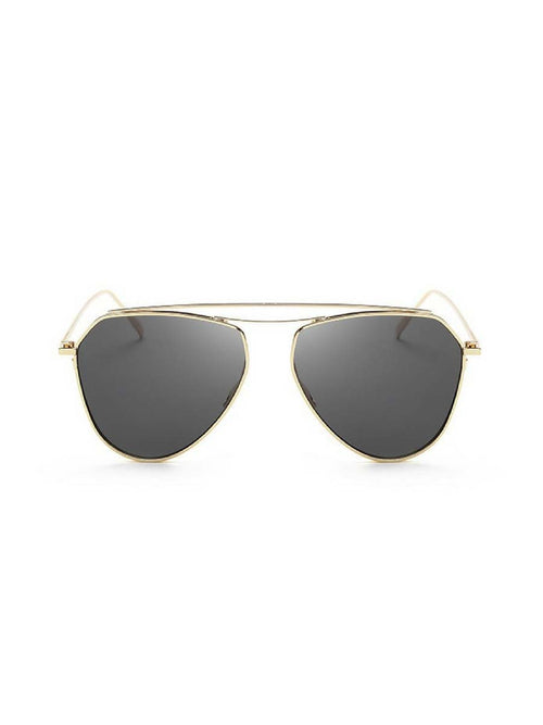 WEEKENDERS BLACK SUNGLASSES