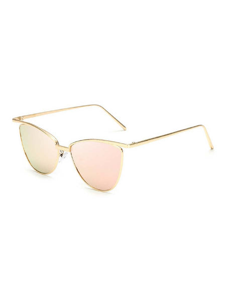 COSMO FROST PINK SUNGLASSES