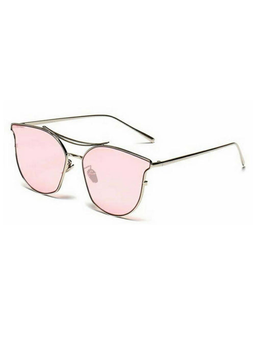 MIAMI TINTED PINK SUNGLASSES