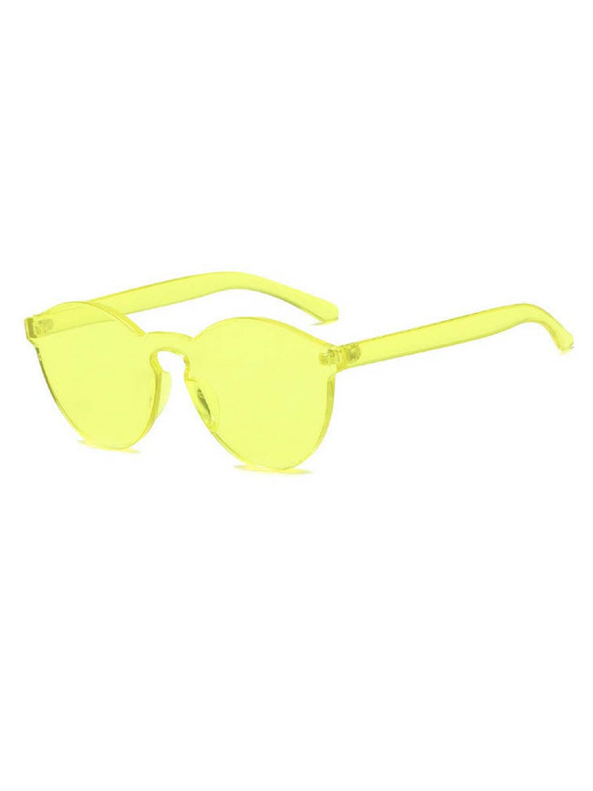 Iconic Tinted Yellow Sunglasses