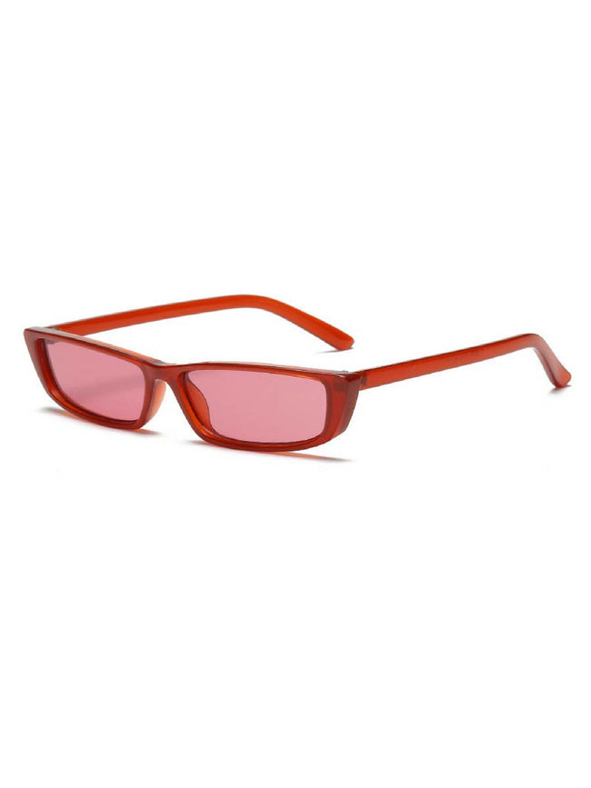 SPOTLIGHT RED SUNGLASSES