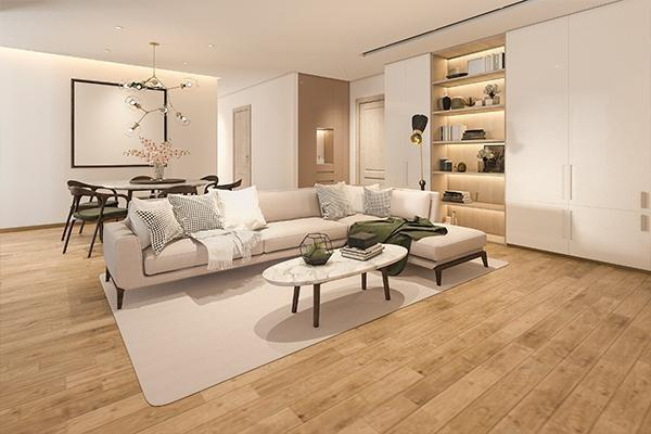 The Ideal Furniture Arrangement For An Open Floor Plan Home