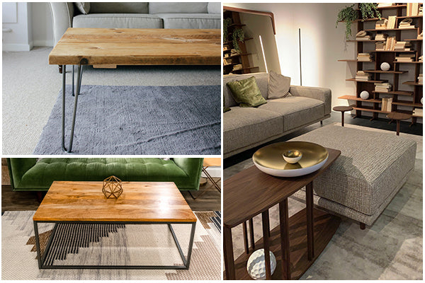 Coffee Tables in Room