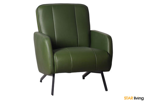 Olive Green Lawson Armchair