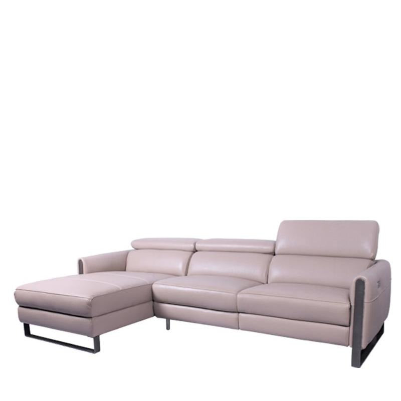 AGATHA LOUNGE SUITE w/ POWERED RECLINER (RHS) - Star Living
