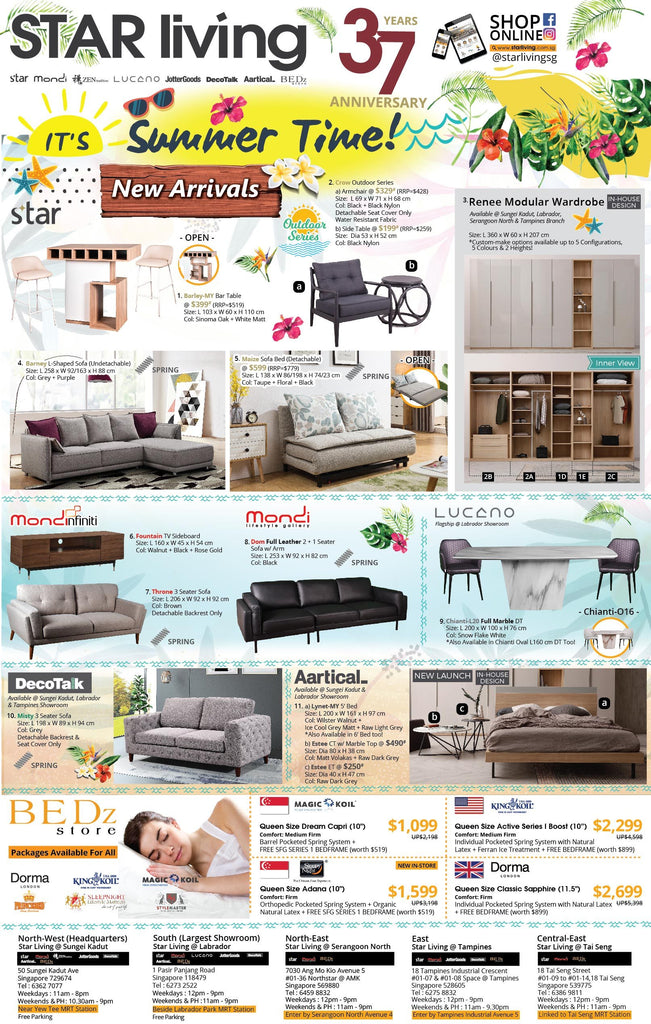 The Straits Times - 28 July 2018 (Saturday) - Star Living
