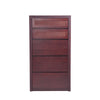 BASTON-N CHEST OF 5 DRAWERS