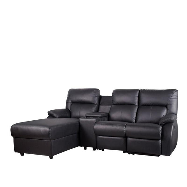 BEAGLE L-SHAPED SOFA w/ 1 RECLINER (RHS)  sc 1 st  Star Living & Shop Quality Sofa Set in Singapore (Leather Fabric u0026 Etc) | Star ... islam-shia.org