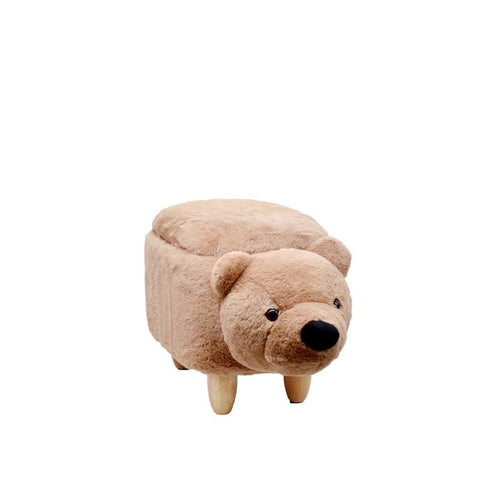 BEAR-N2 STOOL w/ STORAGE