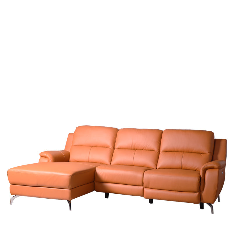 BIRKIN L-SHAPED SOFA w/ POWERED RECLINER (RHS)