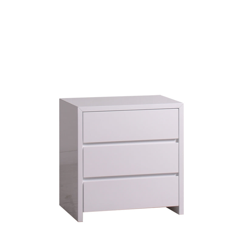 BLANCHE-MY NIGHT TABLE w/ 3 DRAWERS - Star Living