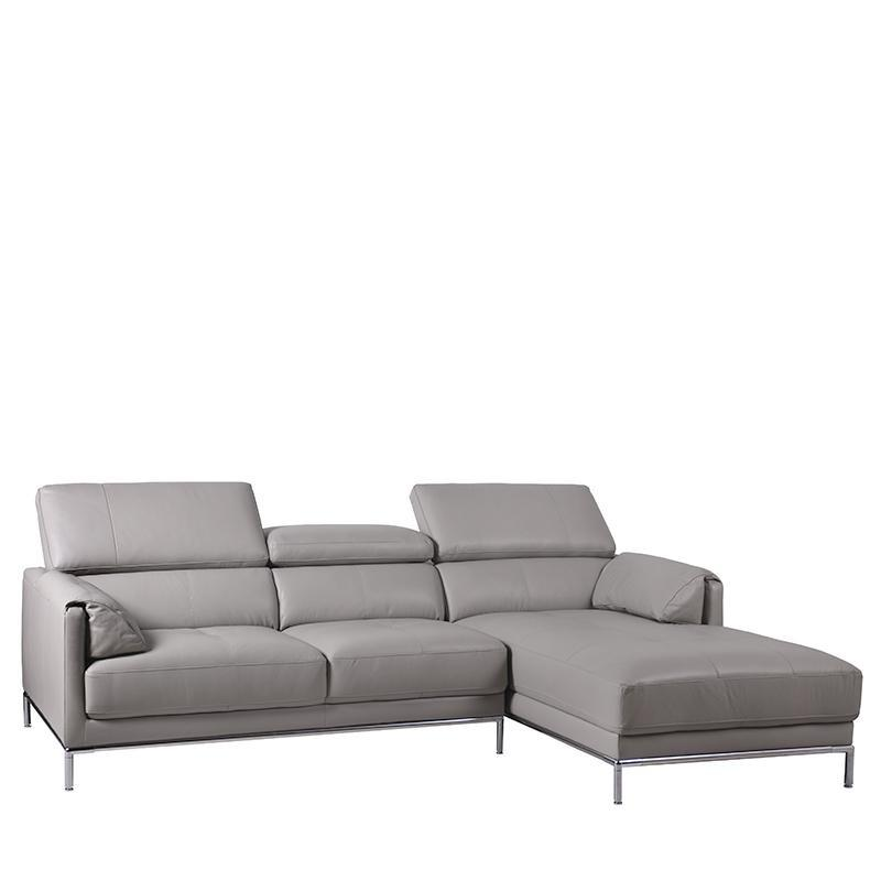 BONNIE L-SHAPED SOFA w/ FEATHER (LHS) - Star Living