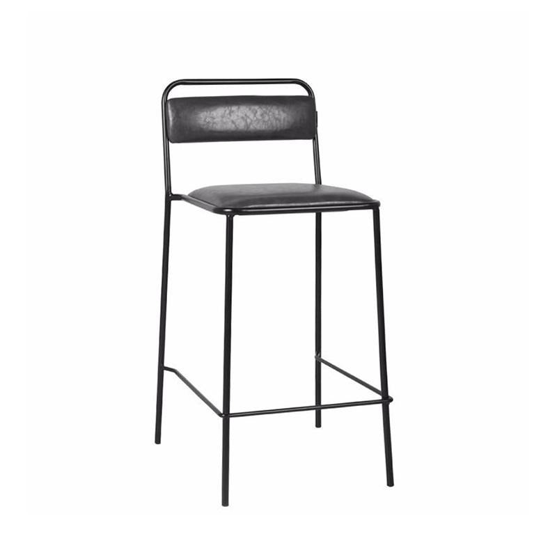 BOOTH STACKABLE HIGH CHAIR - Star Living