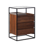 BOX CHEST OF 3 DRAWERS