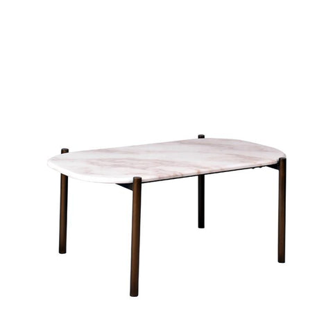 BRONTE COFFEE TABLE w/ MARBLE TOP
