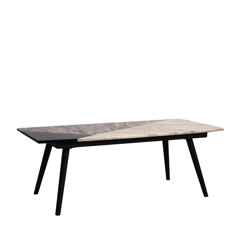 CRAIG COFFEE TABLE w/ MARBLE TOP - Star Living