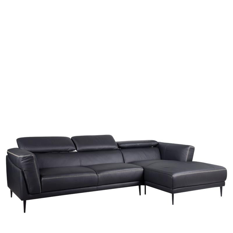 CARTER L-SHAPED SOFA (LHS)
