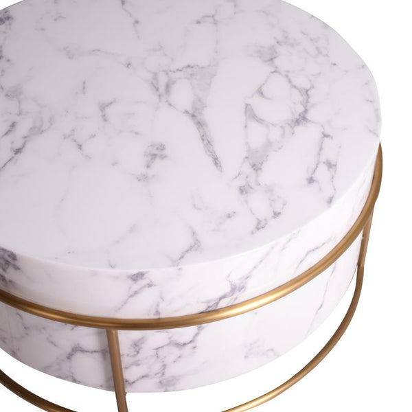 Cleopatra Round Coffee Table Star Living