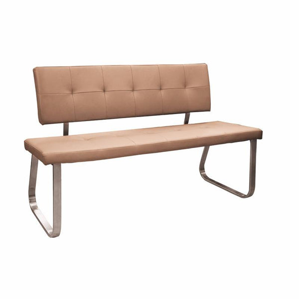COCO LONG BENCH w/ BACKREST