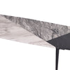 CRAIG COFFEE TABLE w/ MARBLE TOP