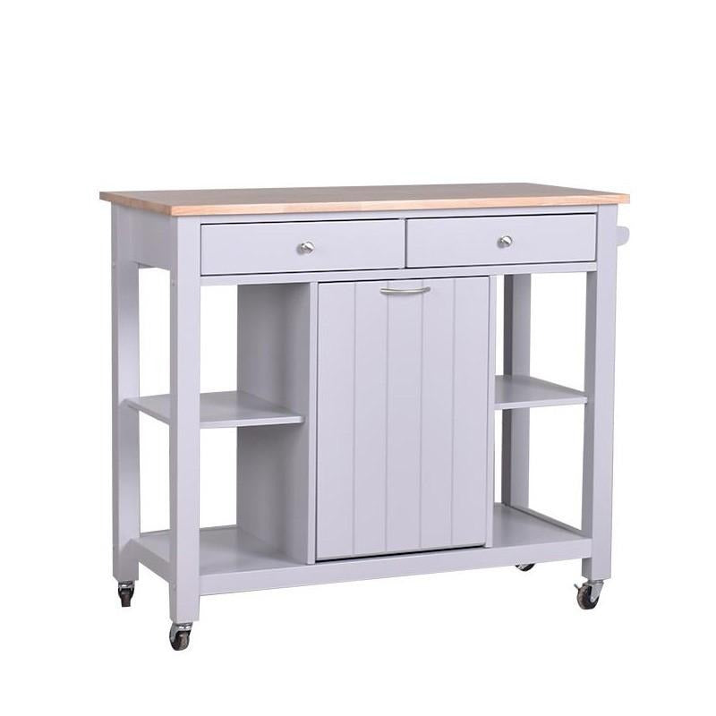 DAFFY KITCHEN TROLLEY