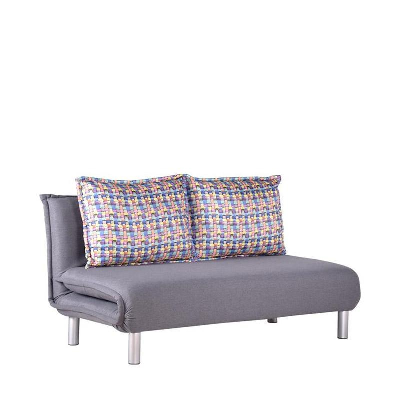 ELSA SOFA BED WITH 2 CUSHIONS (DETACHABLE) - Star Living