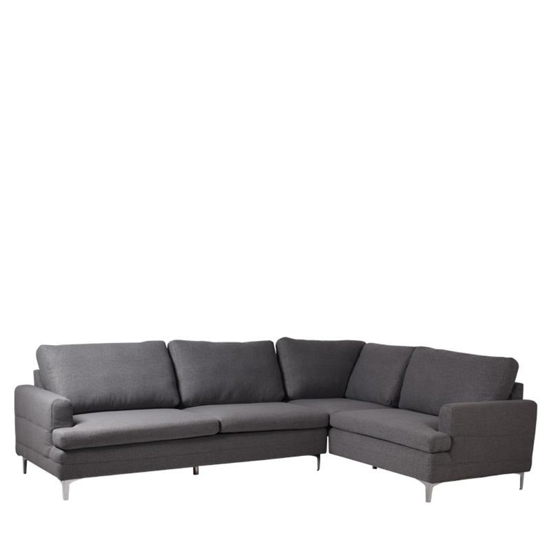 ELSA L-SHAPED SOFA (LHS) (DETACHABLE) - Star Living