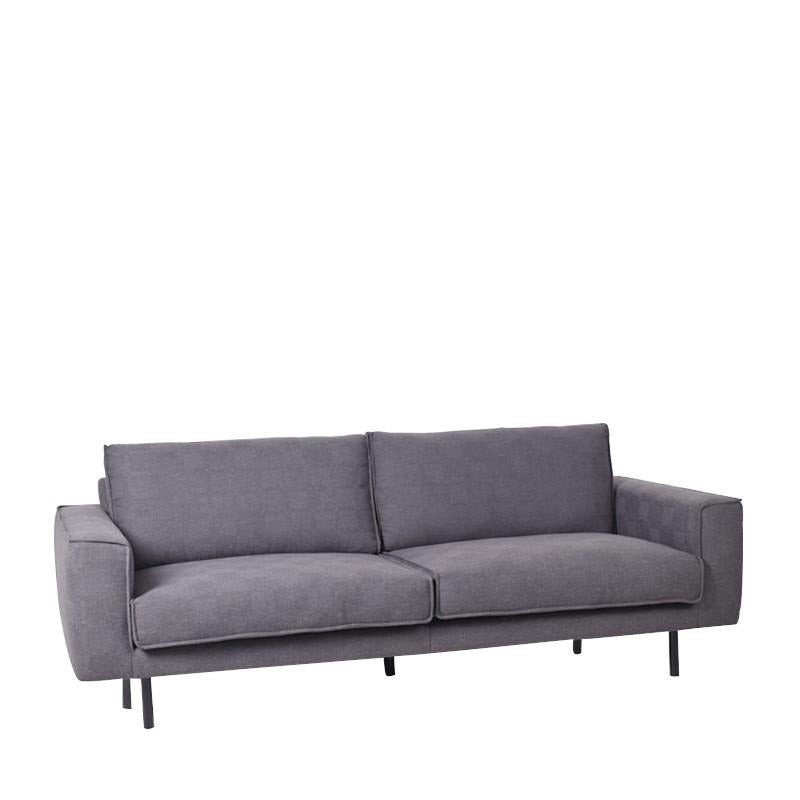 ESTEE 3 SEATER SOFA (DETACHABLE BACKREST & SEAT)