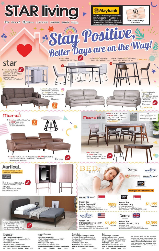 The Straits Times - 11 July 2020 (Saturday) - Star Living