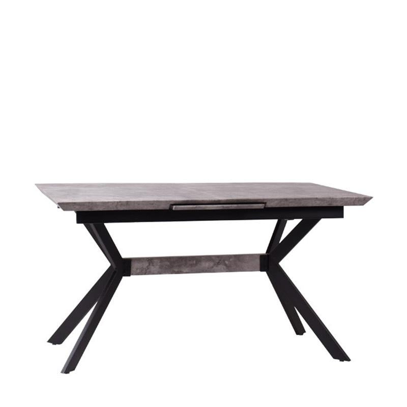GLACIER EXTENDABLE DINING TABLE - Star Living