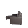 GLORIA L-SHAPED SOFA w/ POWERED RECLINER (RHS)