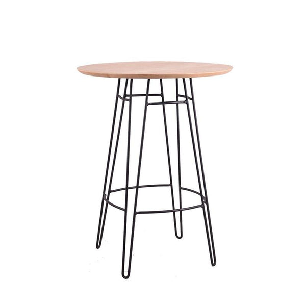 GRILL ROUND BAR TABLE