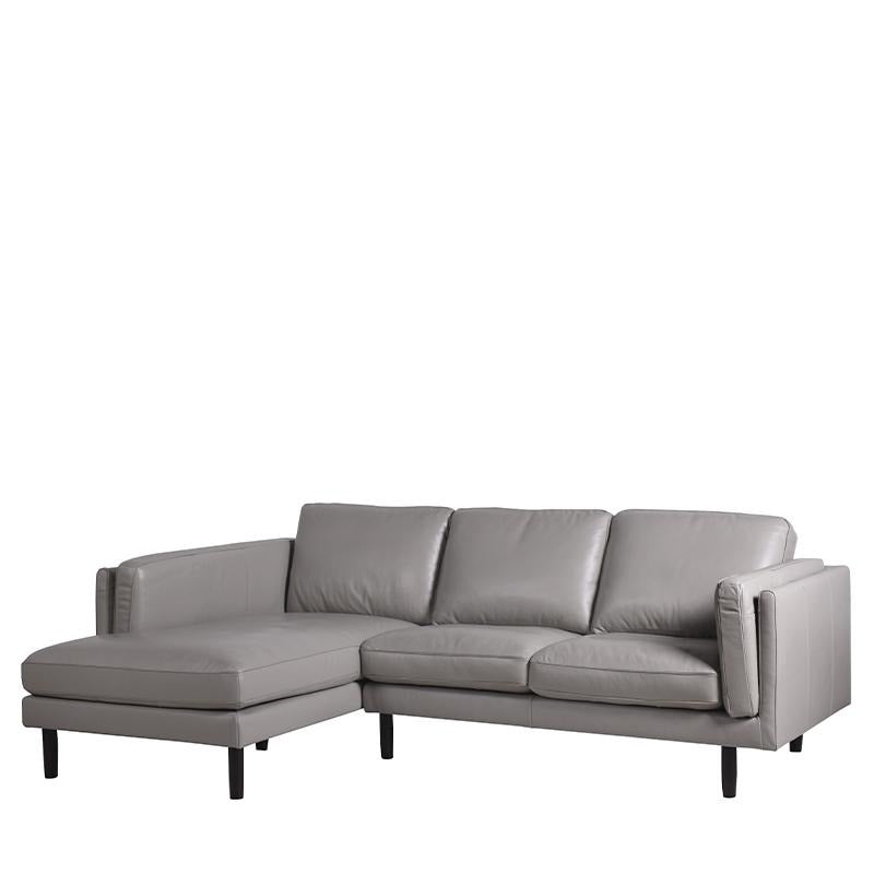 GWENN L-SHAPED SOFA w/ FEATHER (RHS) - Star Living