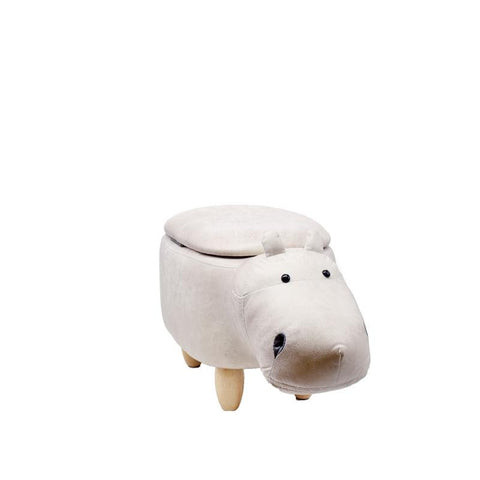 HIPPO-N STOOL w/ STORAGE