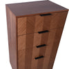 HERRING CHEST OF 5 DRAWERS