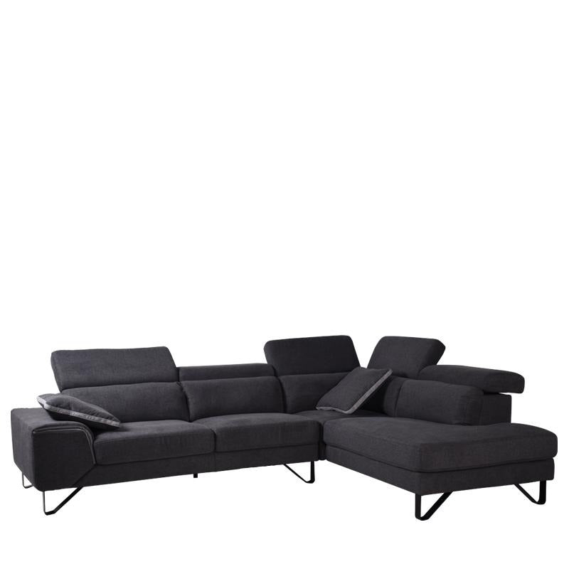 LEWIS L-SHAPED SOFA (LHS) (UNDETACHABLE) - Star Living