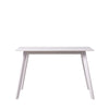 LOGAN-120 DINING TABLE w/ SINTERED STONE TOP