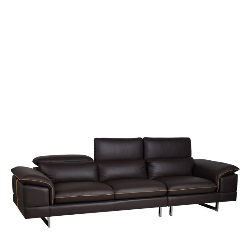 MESSI 3 SEATER SOFA - Star Living