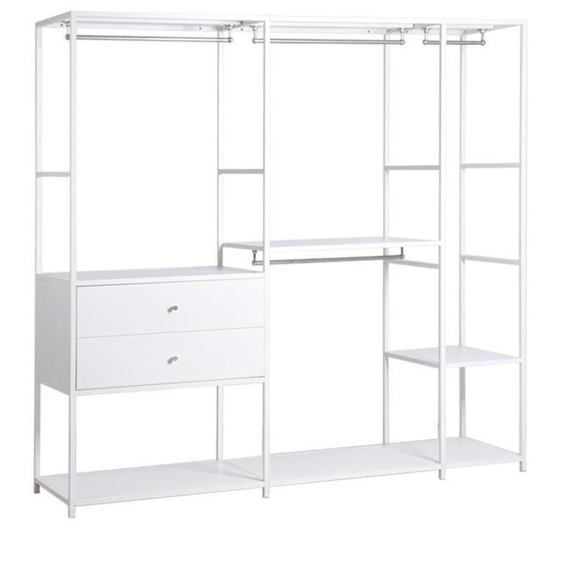 MILLIE OPEN WARDROBE UNIT - Star Living