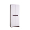 MONTINA-N 2 DOORS WARDROBE WITH SHELVES (B)