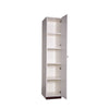 MONTINA-N 1 DOOR WARDROBE WITH SHELVES